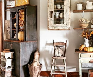 country living, decor, and rustic decor image