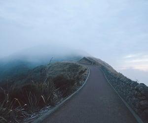 aesthetic, fog, and foggy image