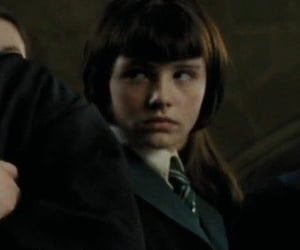 harry potter, hp, and pansy parkinson image
