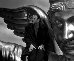 bruno ganz, Wim Wenders, and angels in disguise image