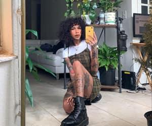article, fashion, and melanin image