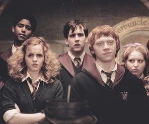 aesthetic, dark, and hermione granger image
