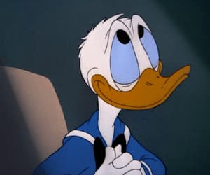 gif, the trial of donald duck, and 1948 image