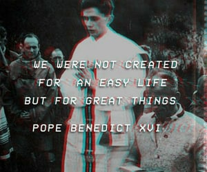 benedict, life, and quotes image