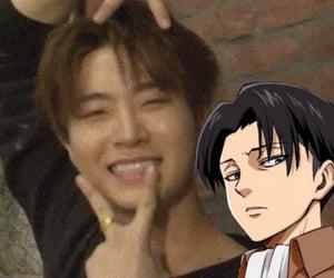 anime, youngjae, and aot image