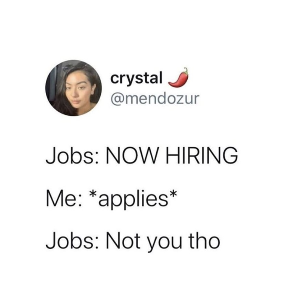 funny, job, and quotes image