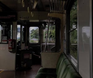 aesthetic, asia, and bus image