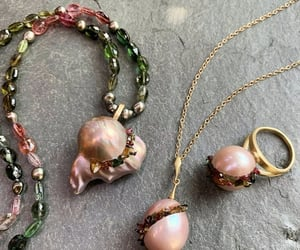 bijoux, earrings, and jewelry image