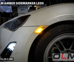 lighting products, side markers, and olm led bulb image