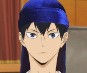 anime, reactions, and durag image