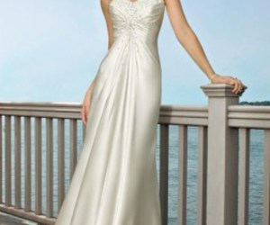 ball gowns, bridemaid, and dress image
