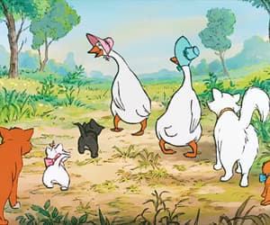 aristocats, disney, and the aristocats image