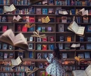 book, libraries, and كتّاب image