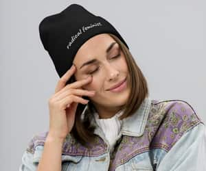 etsy, beanie hat, and cool hats image