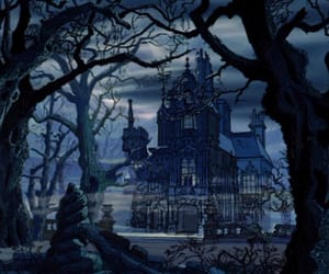 101 dalmatians, 1961, and mansion image