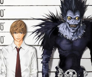 ☆ YAGAMI LIGHT, RYUK – DEATH NOTE ☆