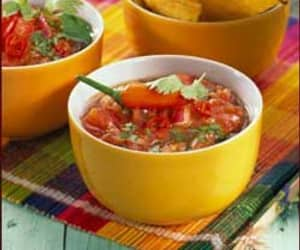 article, tomato recipe, and kagome foods image