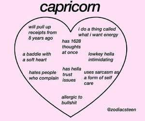 astrology and capricorn image