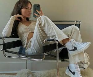 beige, fashion, and girls image