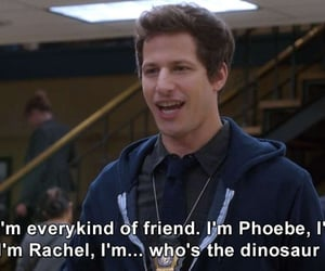friends, jake peralta, and brooklyn 99 image