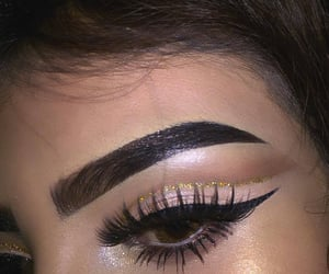 beauty, expensive, and eyelashes image