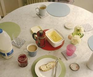 aesthetic, mood, and breakfast image