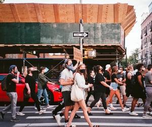 america, Brooklyn, and new york image