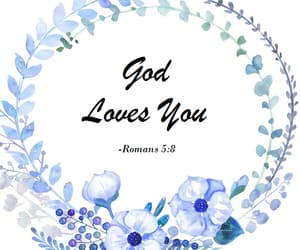 bible study, God is Love, and grace image