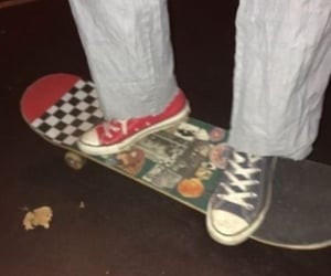 aesthetic, sk8, and skate image