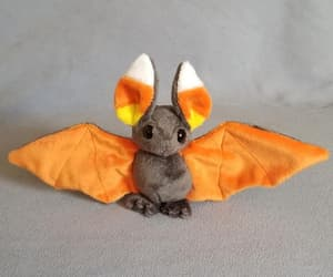 bat, etsy, and gothic image