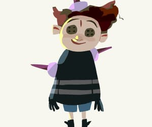 animation, coraline, and artist image