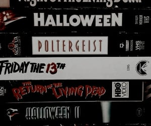 movies, friday the 13th, and Halloween image