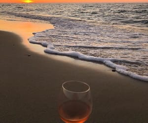 amazing, beach, and glass image