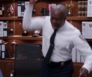 br, funny, and raymond holt image