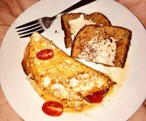 eggs, food, and toast image