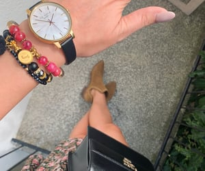 accessories, ted baker, and ootd image
