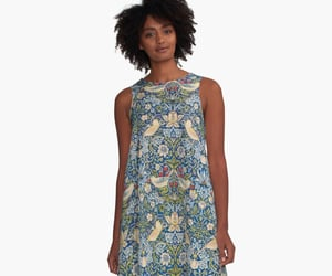 elegant, floral, and pattern image