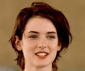 beautiful, red, and winona ryder image