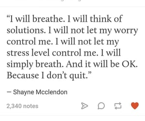 advice, affirmation, and solutions image
