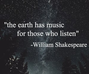 nature, quote, and shakespeare image