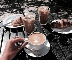 coffee, coffee lovers, and yummy yummy image