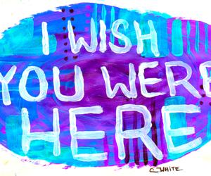 wish, art, and you image