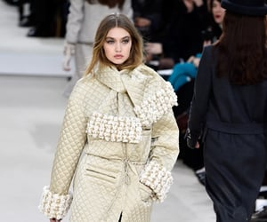 fashion, vogue, and gigi hadid image