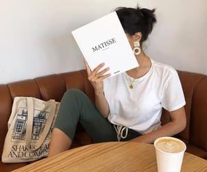 bag, life goals, and book image