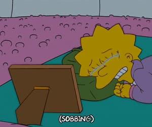 gif, sad, and Liza image
