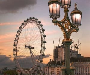 travel, beautiful, and london image