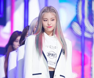 not shy, itzy, and yeji image