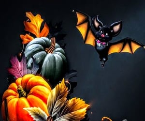art, Halloween, and cute image