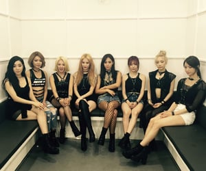 girls generation, Sunny, and sooyoung image