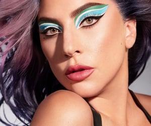 beauty, hair, and purple hair image